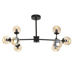Image: Abira 8 Bulb Pendant Light