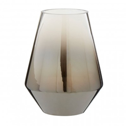 Image: Alexa Ombre Small Glass Vase