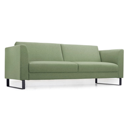 Image: Cleo Green 3 Seater