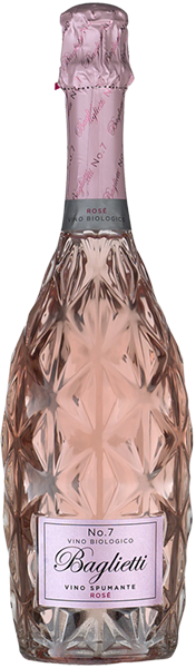 Image 0: Baglietti No. 7 Rosé Spumante