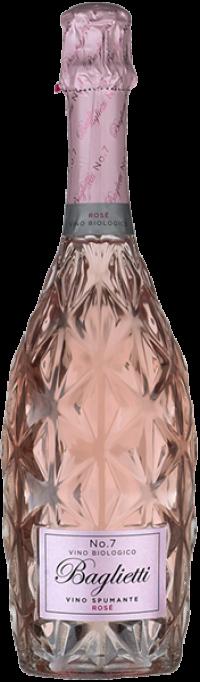Image: Baglietti No. 7 Rosé Spumante