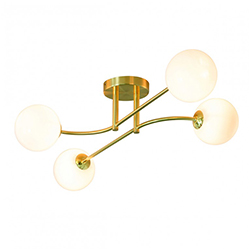 Image: Otto 4 Ceiling Light