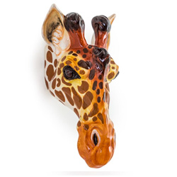 Image: Jimmy The Giraffe Wall Vase