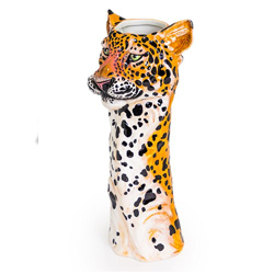Image: Lilly The Leopard Vase