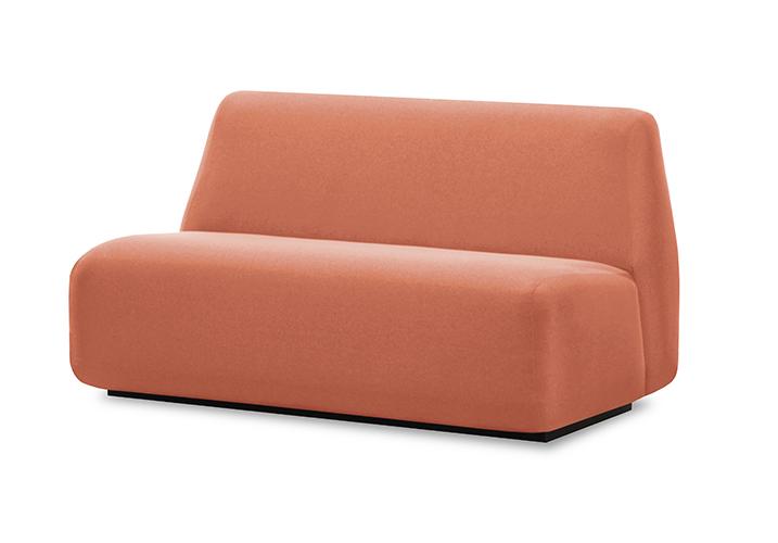 Image 1: Nuno 2 Seater Pink