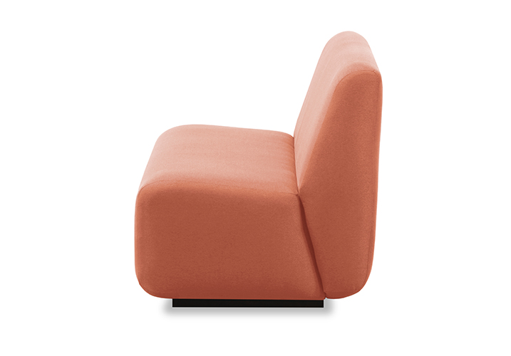 Image 2: Nuno 2 Seater Pink