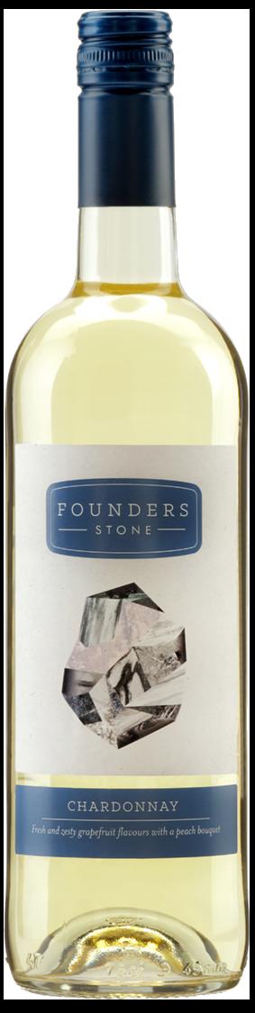 Image 0: Founders Stone Chardonnay