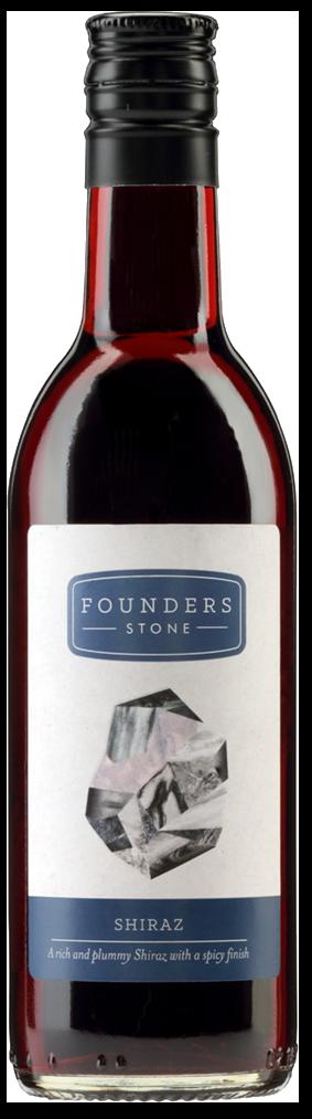 Image 0: Founders Stone Shiraz 187ml