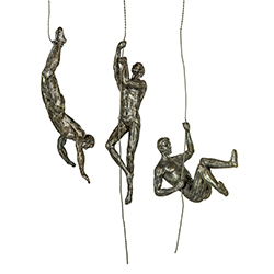 Image: Abseiling Silver