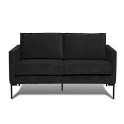 Image: Bratt 2.5 Seater Black