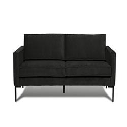 Image: Bratt 2 Seater Black