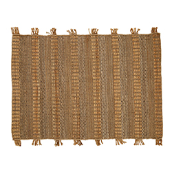 Image: Jose Jango Small Striped Rug