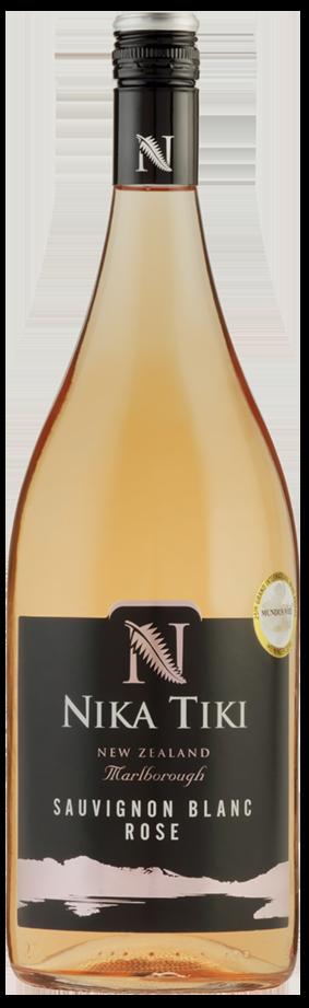 Image 0: Nika Tiki Marlborough Sauvignon Blanc Rose 150cl