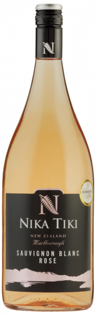 Image 0: Nika Tiki Sauvignon Blanc Rose 150cl