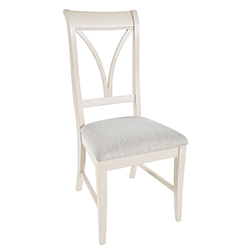 Image: Warwick Ivory Dining Chair