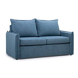 Image: Chest 2 Seater Sofa Bed
