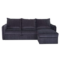Image: Chest Chaise Longue Sofa Bed