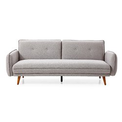 Image: Cole Sofa Bed Grey