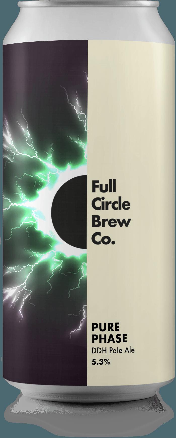 Image 0: FCBC Pure Phase DDH Pale Ale