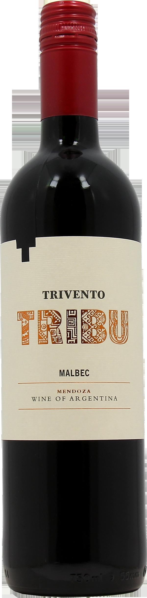 Image 0: Tribu Trivento Malbec