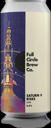 Image 0: FCB Saturn V Rises DIPA