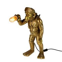 Image: Danny The Scuba Monkey Lamp