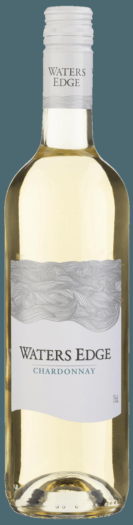 Image 0: Waters Edge Chardonnay