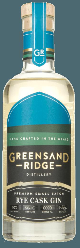 Image 0: Rye Cask Gin