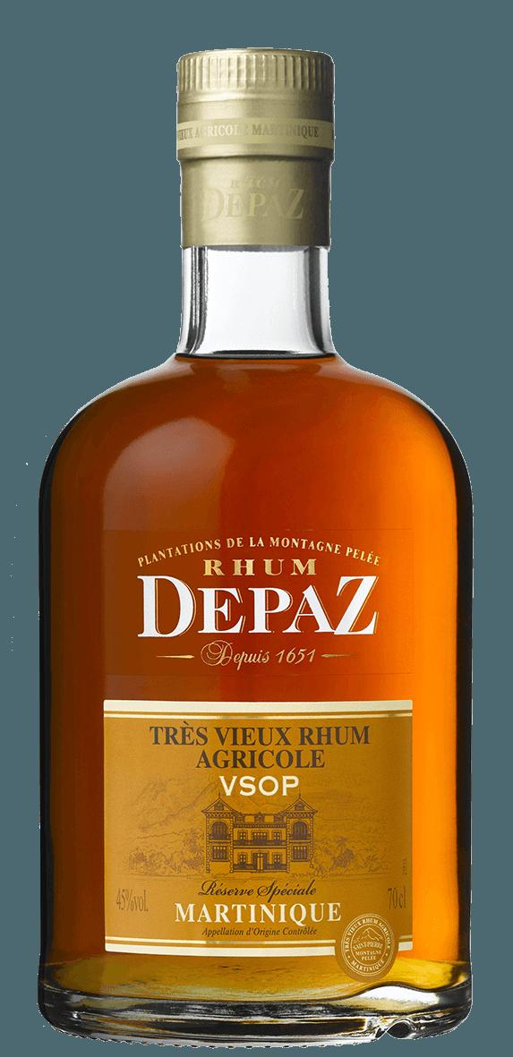 Image 0: Depaz Reserve VSOP 45%