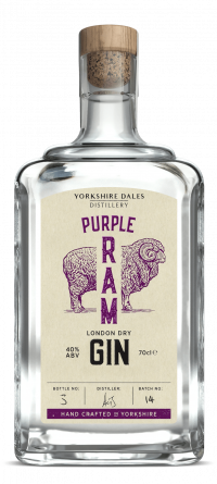 Image 0: Purple Ram London Dry