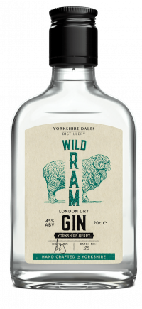 Image 0: Wild Ram Yorkshire Berry London Dry Gin 20cl