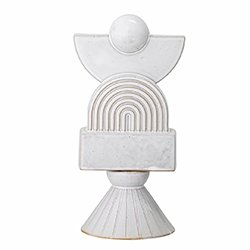 Image: Beatrice Deco White Stoneware