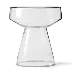 Image: Deaner Glass Side Table