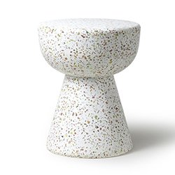 Image: Greeks Side Table Terrazzo