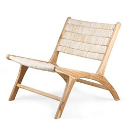 Image: Lilly Abaca/Teak Lounge Chair