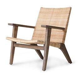 Image: Wila Woven Lounge Chair