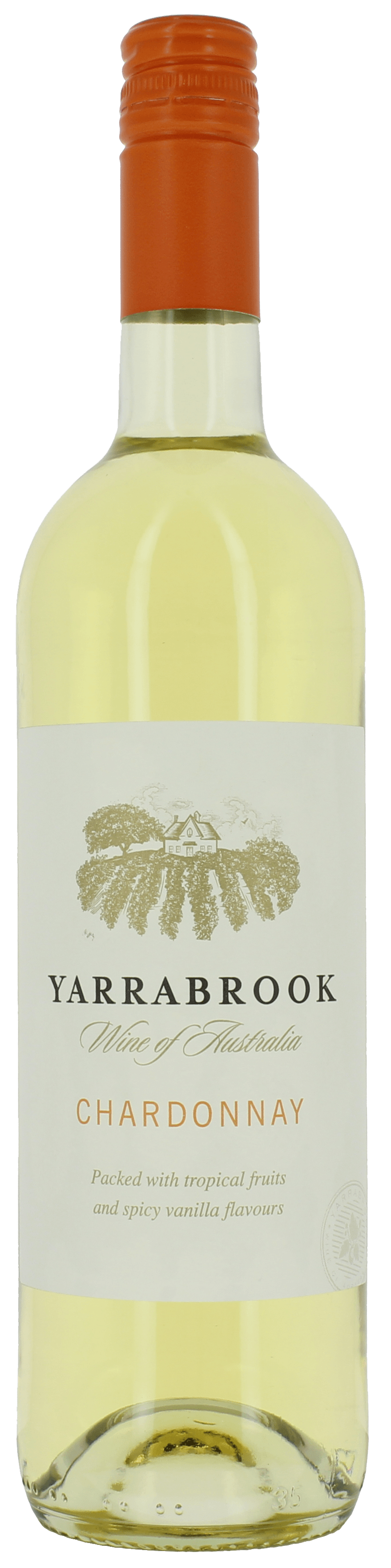 Image 0: Yarrabrook Chardonnay