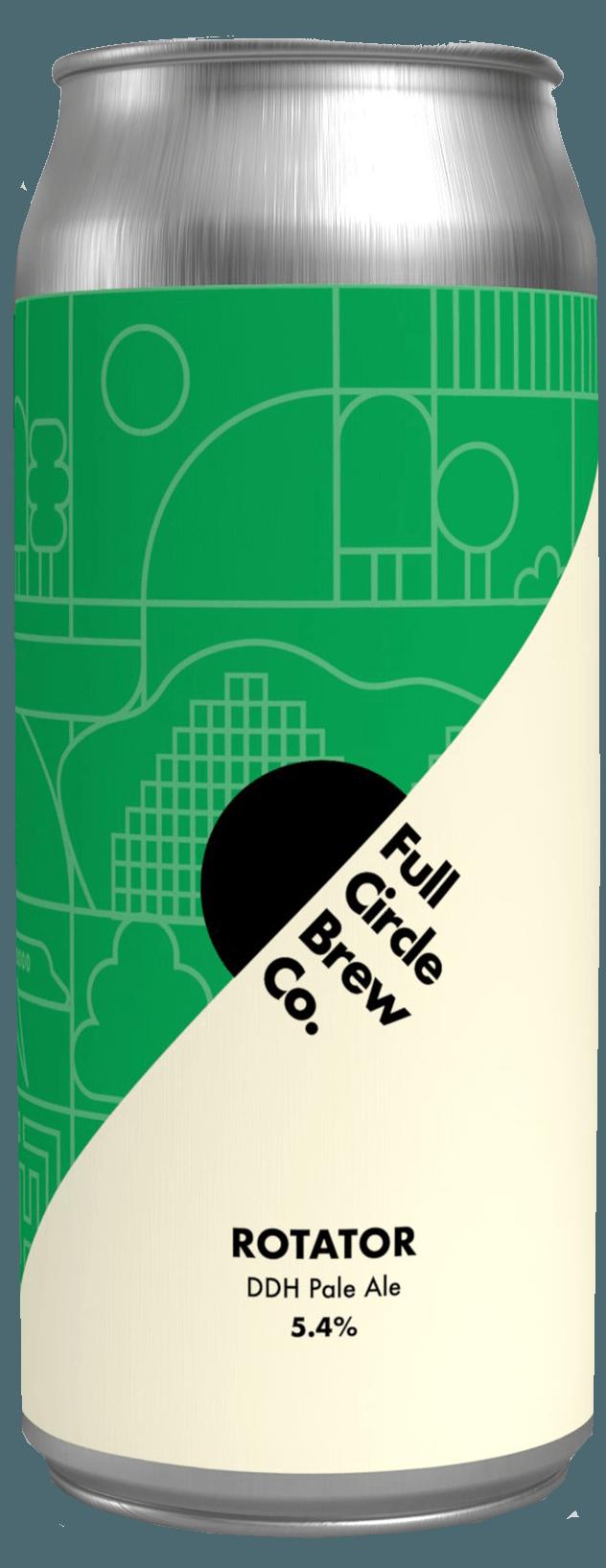 Image 0: FCBC Rotator DDH Pale Ale