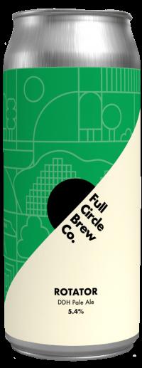 Image: FCBC Rotator DDH Pale Ale