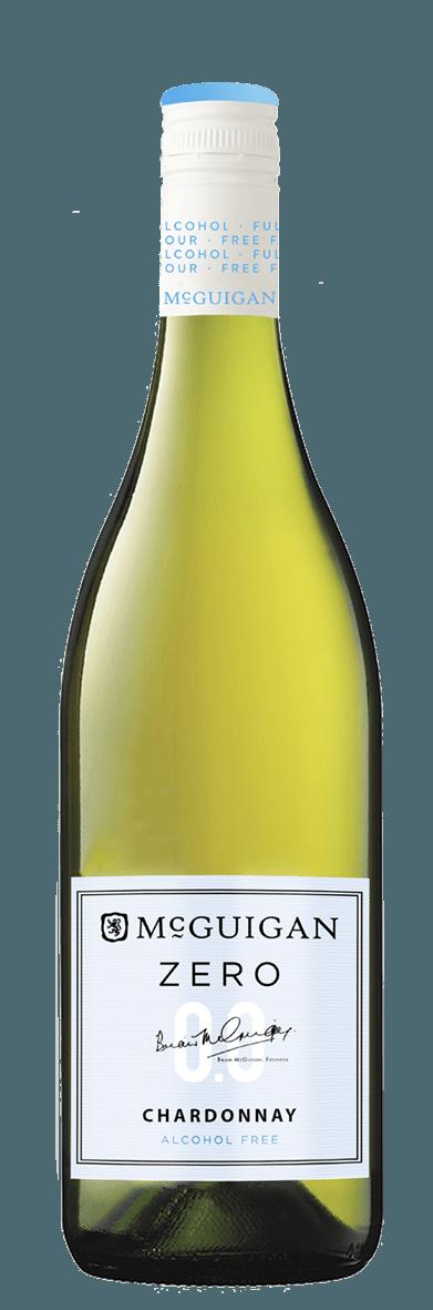Image 0: McGuigan Zero Chardonnay