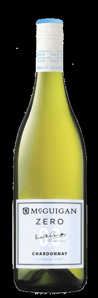 Image: McGuigan Zero Chardonnay