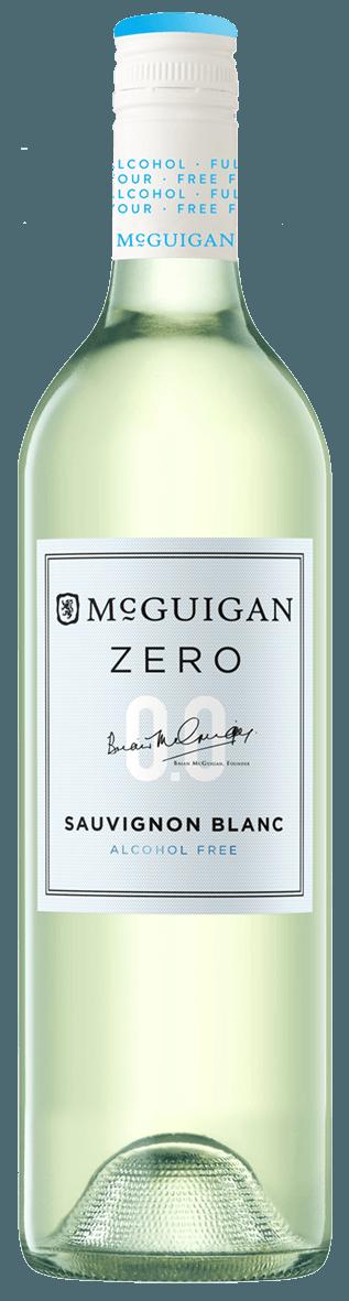 Image 0: McGuigan Zero Sauvignon Blanc