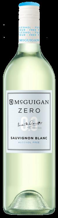 Image: McGuigan Zero Sauvignon Blanc