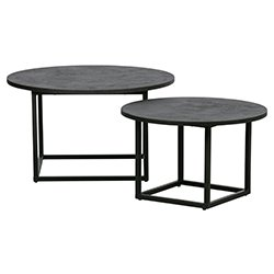 Image: Enzo Side Table Set of 2