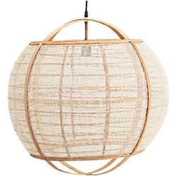 Image: Bamboo And Linen Globe