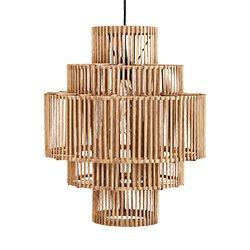 Image: Bamboo Drop Pendant